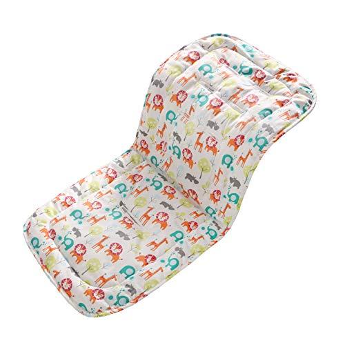Cojín para cochecito de bebé,cojín de algodón universal...
