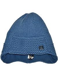 Mexx Baby Boy Beret Jungen Mütze in Blau gestrickt MX3025307