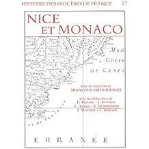 Histoire des diocèses de France - Nice et Monaco