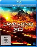 Lava Land - Glühendes Hawaii [3D Blu-ray]