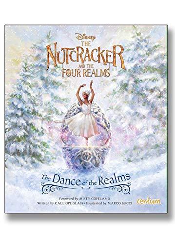 Nutcracker and the Four Realms Deluxe Picture Book por Centum Books Ltd