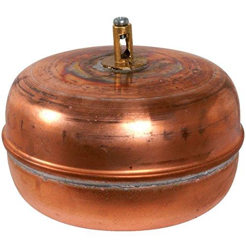 Boule cuivre Ø 200 mm Watts industrie