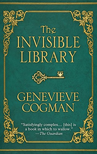 The Invisible Library (Wheeler Publishing Large Print Hardcover)