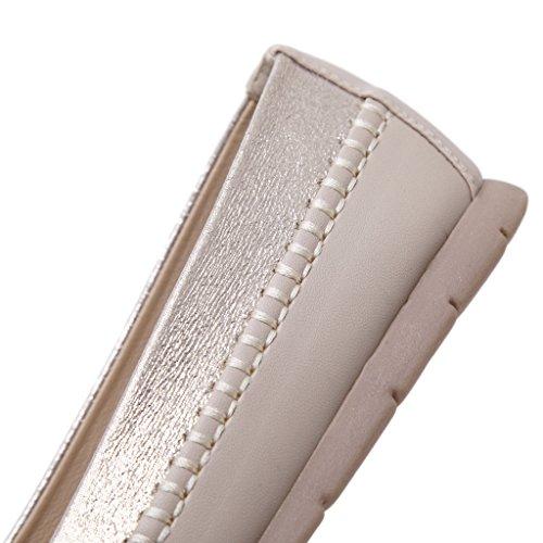 Casual Stringhe Le Basse Off Fortunings Con Con Metallico Stile Scarpe Semplice Suola bianco Jds vqFztwHFR