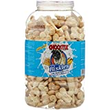 Choostix Multigrain Biskies with Real Milk Solids + calcium & vitamin D, 1 kg (Jar)