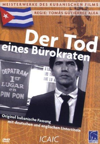 Der Tod eines Bürokraten (OmU, NTSC)