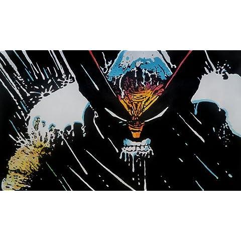 Wolverine 20x 14sangue sete Chilling pittura a olio su tela ma Box Framing disponibili su richiesta, si prega di contattarci via email per dettagli. Molti Altri Wolverine, disponibile anche come qualsiasi dimensione Desideri. - Framing Olio Su Tela