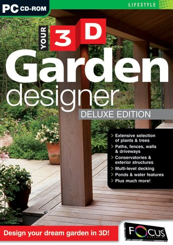 Your 3D Garden Designer Deluxe Edition Test