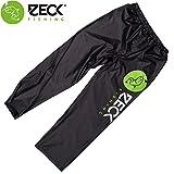 Zeck Rain Trousers - Regenhose zum Wallerangeln & Spinnfischen, wasserdichte Angelhose, Hose für Angler, Anglerhose, Größe:L