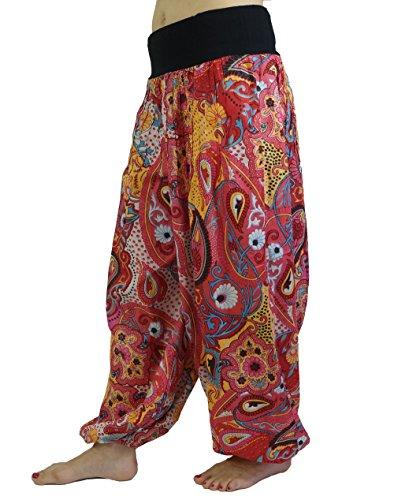 Guru-Shop Muckhose Pluderhose Pumphose, Damen, Baumwolle, Pluderhosen, Aladinhosen  Alternative Bekleidung c92dbf1b13