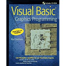 Visual Basic Graphics Programming (with CD-ROM)