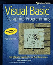 Visual Basic Graphics Programming (with CD-ROM)