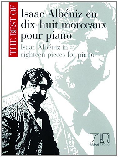 Best of Albeniz (18 morceaux) - Piano