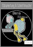 Papierschnittmuster Berra - Inka-Mütze für Jungs/Mädchen