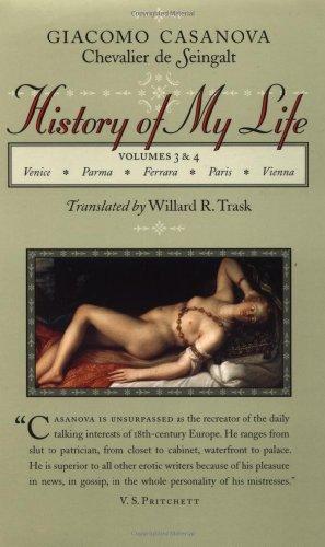 History of My Life: v.3 & 4