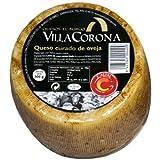 Queso Oveja Curado (500 g) - Villa Corona