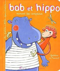 """Afficher """"Bab et Hippo miment des comptines"""""""
