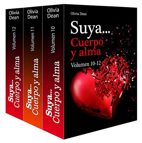Suya, cuerpo y alma - Volumen 10-12 (Paquete de colección) (Spanish Edition)