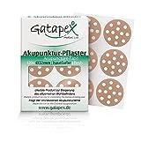 Gatapex runde Akupunktur-Pflaster (Größe M) hautfarbe