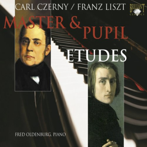 Czerny & Liszt: Master & Pupil. Etudes