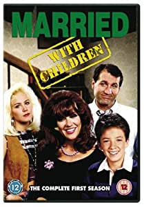 Married With Children : Season 1 (Complete) [DVD] [2007]
