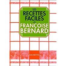 livre de recette francoise bernard