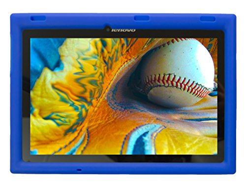 tablet lenovo tb3-x70l BobjGear Custodia Robusta BOBJ per Lenovo Tab 2 A10-70
