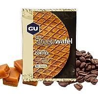 GU Energy Gofre de Café Caramelo - Paquete de 16 x 32 gr - Total: