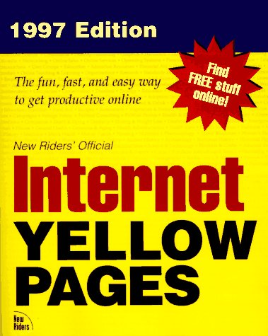 new-riders-official-internet-yellow-pages-1997-ques-official-internet-yellow-pages