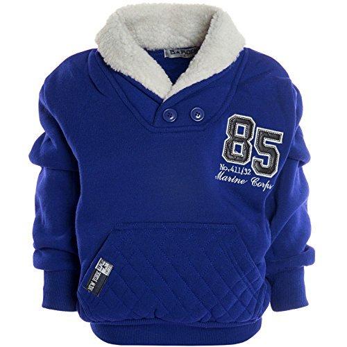 BEZLIT - Maglione - Camicia - Collo mao  - Maniche lunghe  -  ragazzo Blau 14 anni