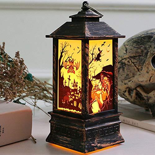 Halloween Dekoration LED Retro Simuliert Flamme Licht,Kerze Licht,Wind Licht für Wohnzimmer, Schlafzimmer, Schaufenster, Bar Dekoration,Flame_lamp2 (Freunde Halloween-kostüme 2019)