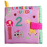 Forberesten Non-toxic Soft Fabric Baby Cloth Books Early - Best Reviews Guide