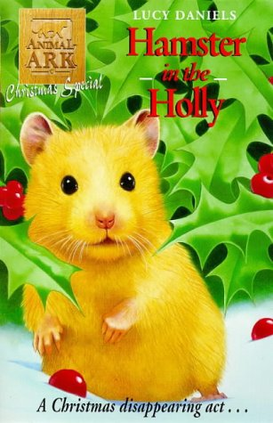 Hamster in the holly