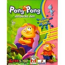 Pong Pong entdeckt den menschlichen Körper. CD- ROM für Windows ab 95 MacOS ab 7.5