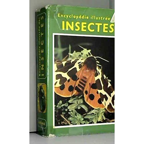 Encyclopédie illustrée des insectes