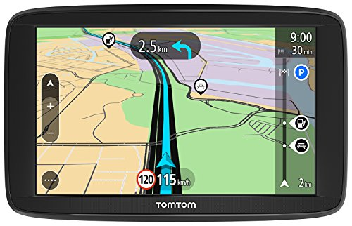 TomTom Start 62 EU45 - Navegador GPS para coches de 6'', color...