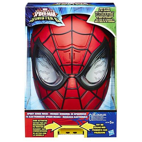 Spiderman - Maschera Elettronica
