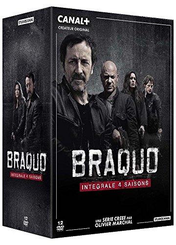 Braquo - Intégrale 4 saisons