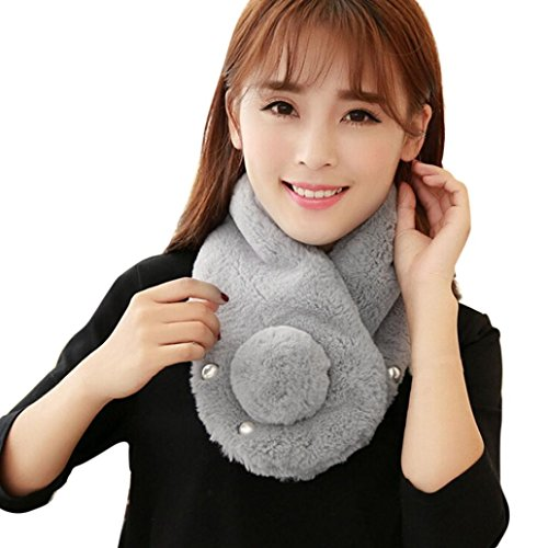 feitong-womens-winter-warm-plush-scarves-shawl-scarf-gray