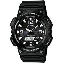 Casio Collection – Reloj Hombre Analógico/Digital con Correa de Resina – AQ-S810W-1AVEF