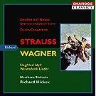 Strauss/ Wagner: Wesendonk-Lieder/ Duett-Concertino/ Siegfried Idyll/+