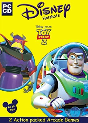 Disney Hotshots Toy Story 2: Cone Chaos / Toy Shelf Showdown