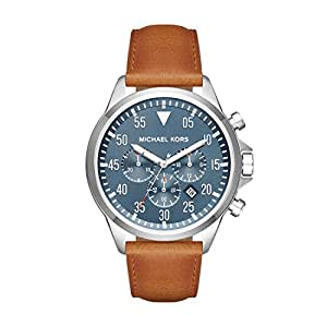 Buy Michael Kors MK Runway Flash Lens Dial Gold Tone Unisex Watch and other Wrist Watches at spanarpatri.ml Our wide selection is eligible for free shipping and free returns. Michael Kors Men's Layton Gold-Tone Watch MK out of 5 stars $