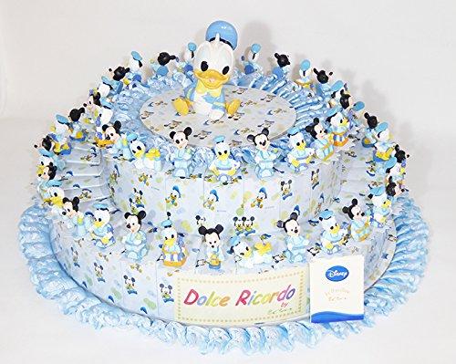 Zelda bomboniere torta disney 54 fette e centrale azzurra