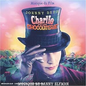 Charlie et la chocolaterie (B.O.F) [Import anglais]