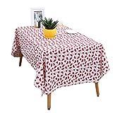 140x100cm/140x140cm Wassermelone Muster Tischdecke