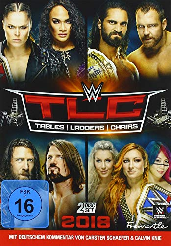 WWE:TLC-Tables/Ladders/Chairs [2 DVDs]