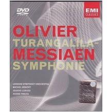 Olivier Messiaen - Turangalila Symphonie (Previn/Beroff/LSO). Audio-DVD.