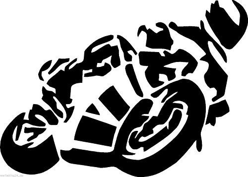 Motorrad Aufkleber- Ein muss für jeden BIKER!! - Hier günstig -