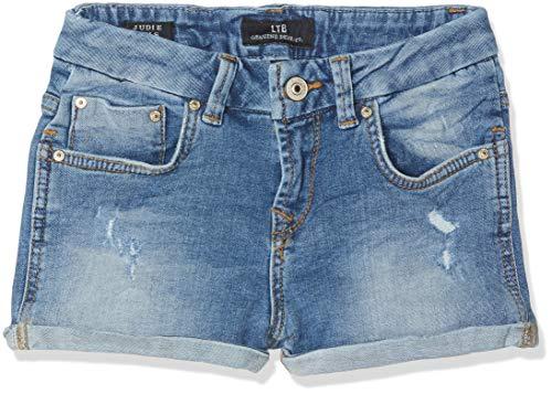 LTB Jeans Mädchen Shorts Judie G, Blau (Ansel Wash 50685), 164 (Herstellergröße: 13-14)